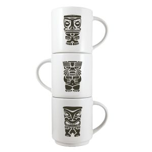 Promotional Stacking Mugs for Company Gifts