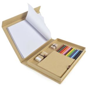 Personalised Stationery Desk Sets for School Merchandise