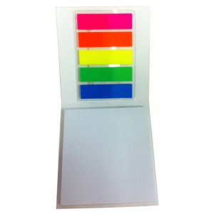 Sticky Note Pad and Index Markers
