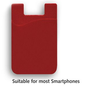 Pantone-matching is also available for these smart card holders.