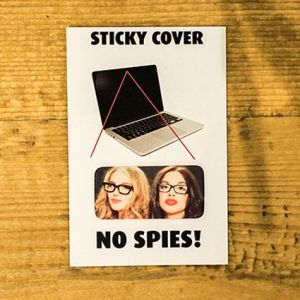 Sticky Webcam Covers