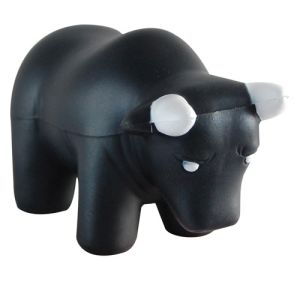 Promotional Stress Bull for Marketing Handouts
