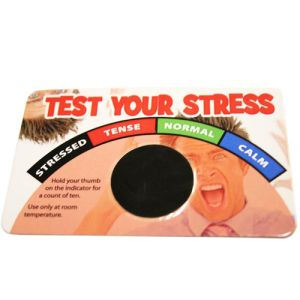 Stress Cards