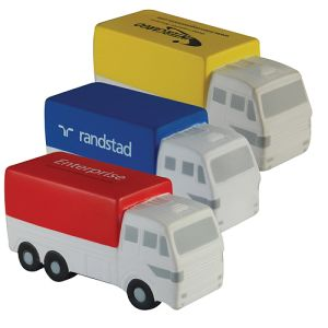 Printed Stress Lorries are ideal for Haulier merchandise