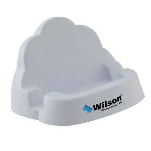 Stress Cloud Smartphone Holders in Off White