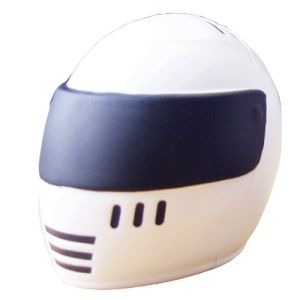 Printed Stress Ball Crash Helmet for Campaign Merchandise