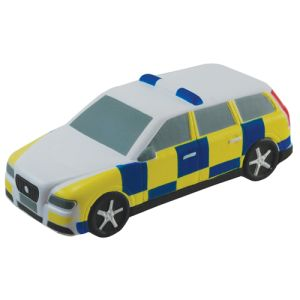 Promotional Stress Police Car for Campaign Merchandise