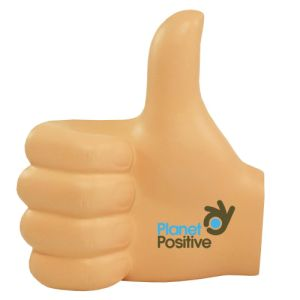 Stress Thumbs Up