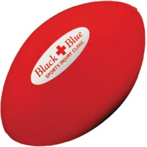 Corporate branded stress balls for giveaways