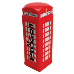 Promotional Stress Telephone Box for Company Handouts