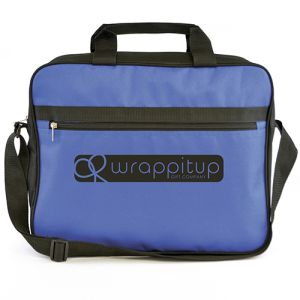This promotional conference bag makes a smart & easy-use giveaway for your colleagues & customers