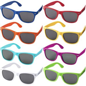 Corporate branded sunglasses for business gifts colours