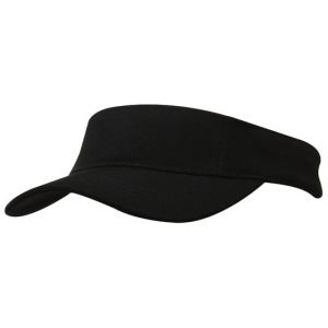 Promotional Sun Visor in Black