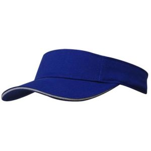 Promotional Sun Visor in Blue