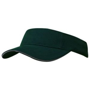 Promotional Sun Visor in Green