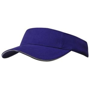 Promotional Sun Visor in Purple