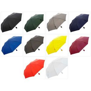 Promotional umbrellas for outdoor marketing colours