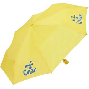 Corporate printed umbrellas with company designs