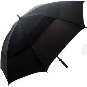 Supervent Sport Umbrella in Black