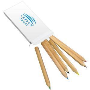 Sustainable Colouring Pencil Pack