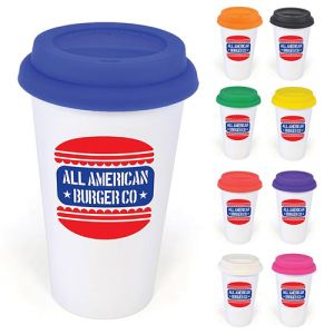 Branded Takeaway Cups for Event Merchandise