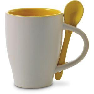 Tea Spoon And Mug