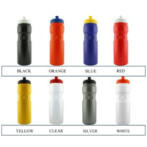 Promotional sports bottles for business gifts colours