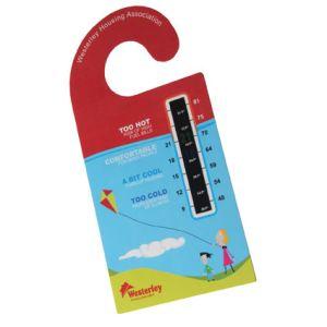 Temperature Gauge Door Hangers