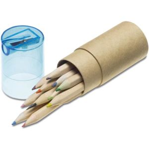 Promotional pencil sets for childrens merchandise