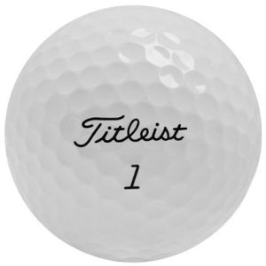 Branded golf balls for company giveaways