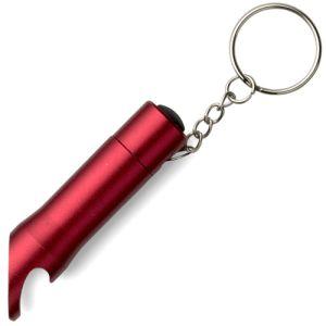 Promotional Bottle Opener Torch Keyrings for Corporate Slogans
