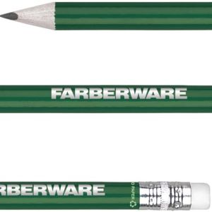 Branded Recycled Pencils for Museum Merchandise