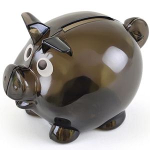Branded piggy banks for business gifts