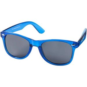 Translucent Retro Sunglasses