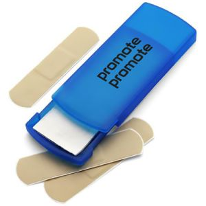 Promotional Travel Plasters for Campaign Logos and Designs
