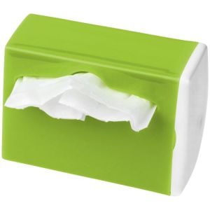 Travel Waste Bag Dispensers in Lime