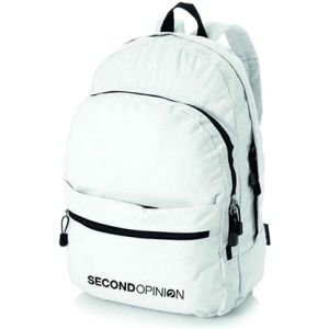 Branded backpack for marketing ideas