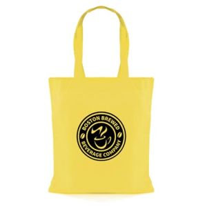Branded bags for exhibition merchandise