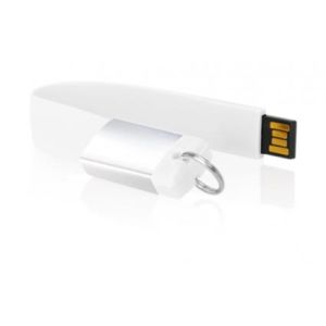 These branded keyloops neatly conceal the USB stick within, keeping it safe & damage-free.