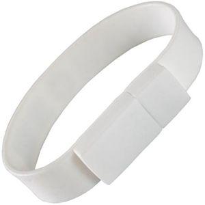 USB Silicone Wristband Flashdrives