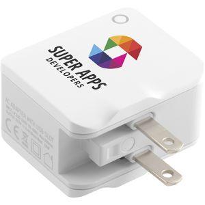 Dual USB Travel Adapters