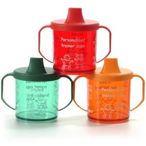 Branded Plastic Beakers for Childrens Gifts