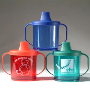 Promotional Plastic Beaker for Kids Giveaways