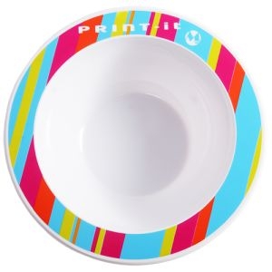 Personalised Plastic Bowls are ideal merchandise for schools