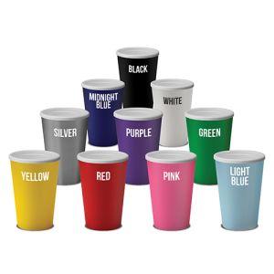 Custom branded travel mug for commute advertising