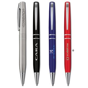 Promotional pens for offices colours