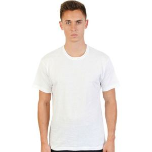 Value Cotton T-Shirts in White