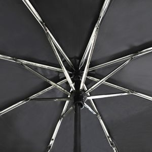 Printed umbrellas for marketing campaigns