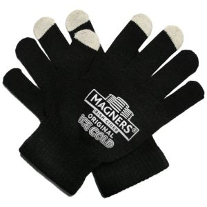 Promotional Branded Touch Screen Gloves customised with logo