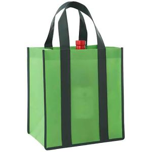 Promotional Verdant 6 Bottle Bags printed with logo